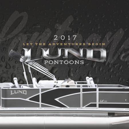 2017 Lund Pontoon Magazine
